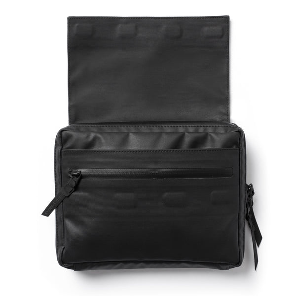 Black Ember Waterproof Modular Backpacks