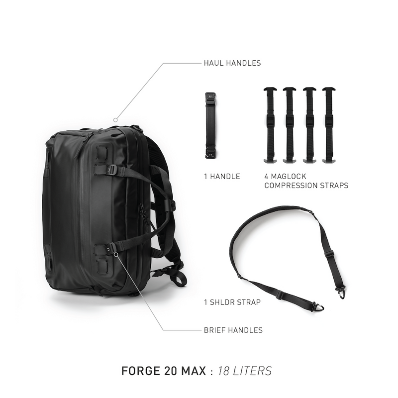 FORGE-20 MAX (PREORDER)