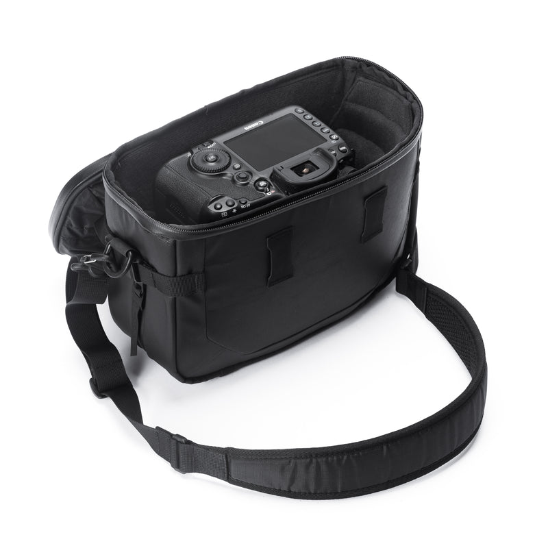 Black Ember Modular Camera Backpack