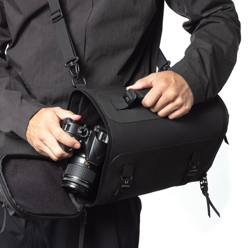 Best Roll Top Camera Backpack