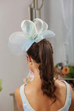 Bespoke Powder Blue Headpiece - LadyVB   s.r.o - 4