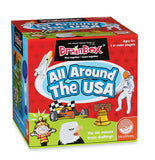 Brainbox: All around the USA - Why-Games