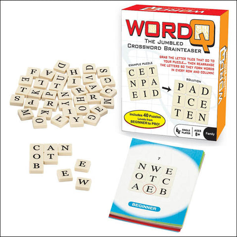 Word Q - Why-Games