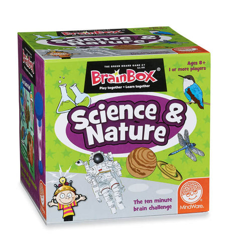 Brainbox: Science and Nature - Why-Games