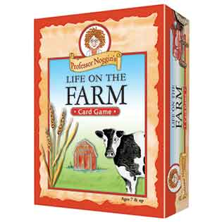 Professor Noggin's Life on a Farm - Why-Games