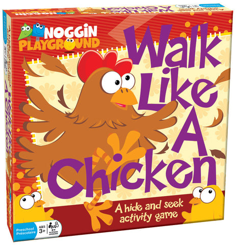 Walk Like a Chicken - Why-Games