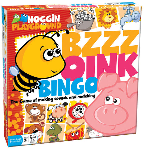 Bzzz Oink Bingo - Why-Games