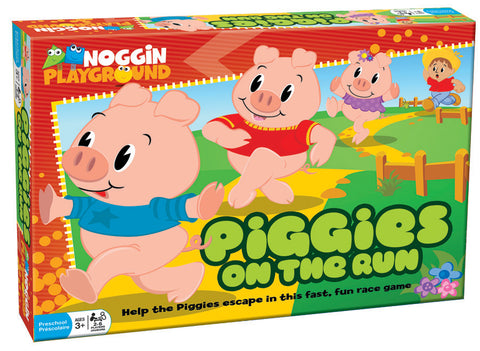 Piggies on the Run - Why-Games
