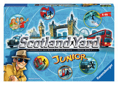 Scotland Yard Junior - Why-Games