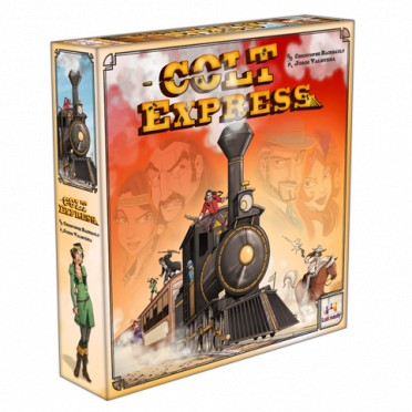 Colt Express - Why-Games