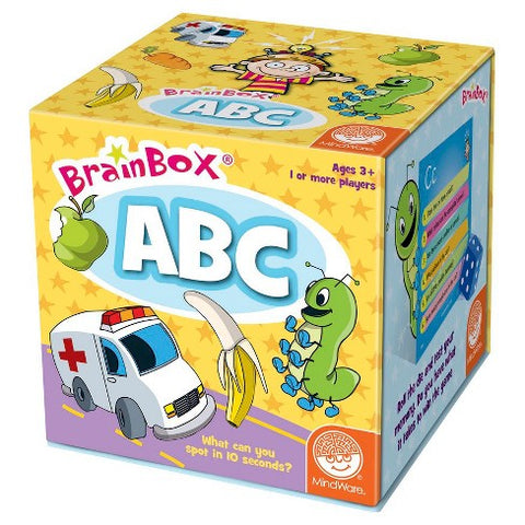 Brainbox: ABC - Why-Games