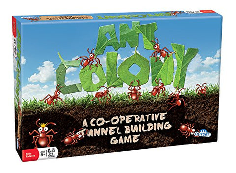 Ant Colony - Why-Games