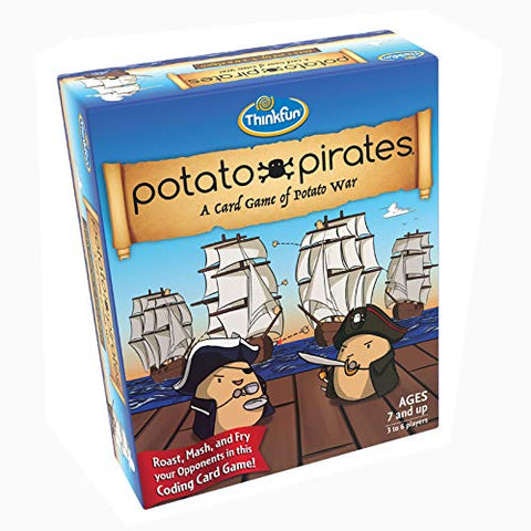 Potato Pirates - Why-Games