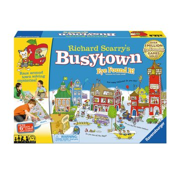 Richard Scarry's BusyTown Eye Found It - Why-Games