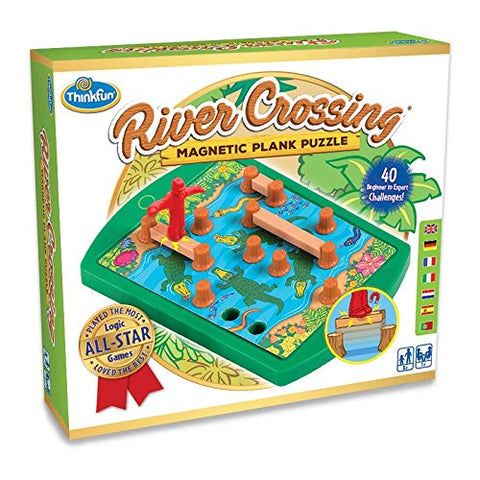 River Crossing - Why-Games
