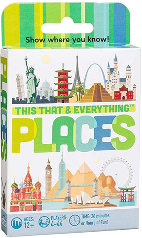 This That and Everything: Places