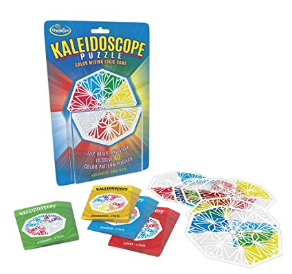 Kaleidoscope Puzzle - Why-Games