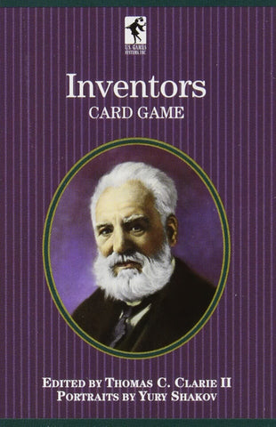 Inventors Card Game