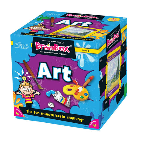 Brainbox: Art - Why-Games