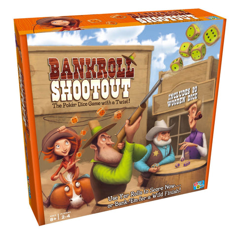 Bankroll Shootout - Why-Games