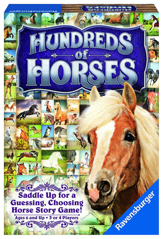 Hundreds of Horses - Why-Games