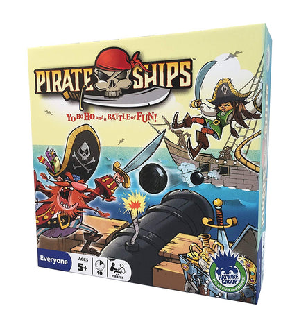 Pirate Ships - Why-Games