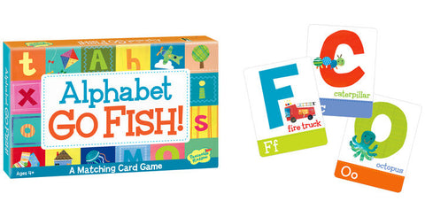 Alphabet Go Fish! - Why-Games
