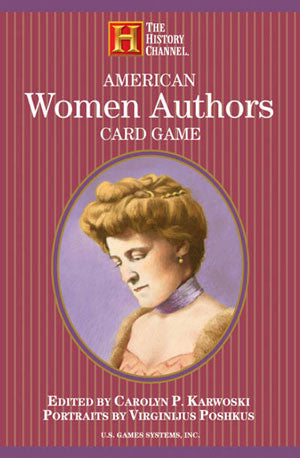 American Women Authors - Why-Games