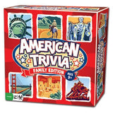 American Trivia Family Edition - Why-Games