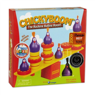 Chicky Boom - Why-Games