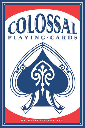 Colossal Playing Cards - Why-Games