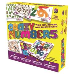 Crazy Num8ers - Why-Games