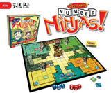 Dicecapades Number Ninjas - Why-Games
