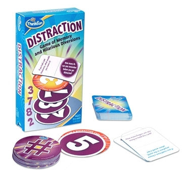 Distraction - Why-Games