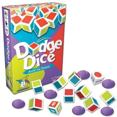 Dodge Dice - Why-Games