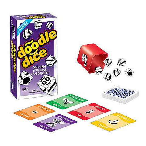 Doodle Dice - Why-Games