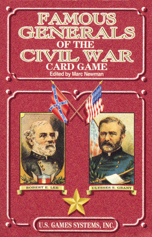 Civil War Famous Generals - Why-Games
