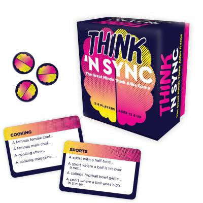 Think 'N Sync - Why-Games