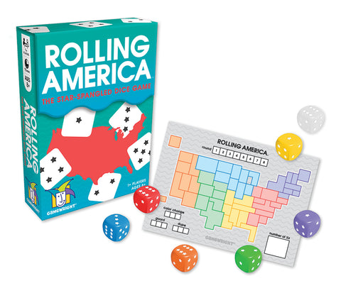 Rolling America - Why-Games
