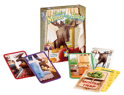 There's a Moose in the House - Why-Games