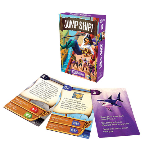 Jump Ship - Why-Games