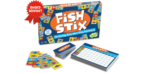 Fish Stix - Why-Games