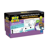 Hot Dots Laugh It Up! Vocabulary (Prefixes and Suffixes) - Why-Games