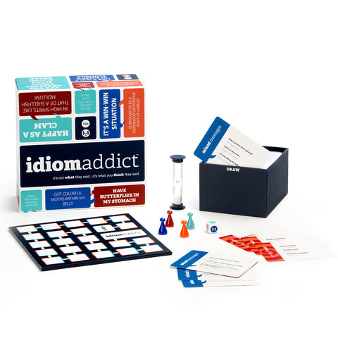 Idiom Addict - Why-Games