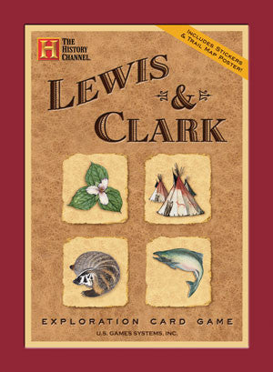 Lewis and Clark Exploration Card Game - Why-Games