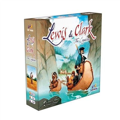 Lewis and Clark - Why-Games