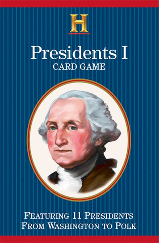 President I Playing Cards - Why-Games