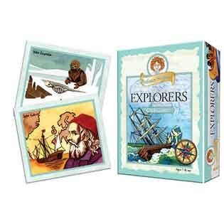 Professor Noggin's Explorers - Why-Games