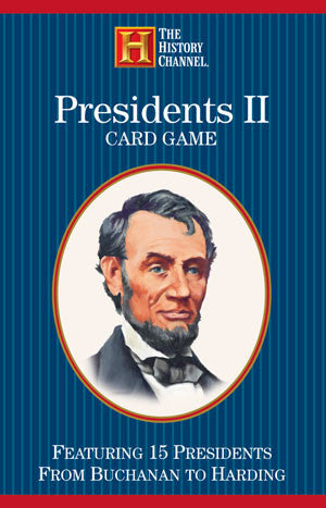 President II Playing Card - Why-Games