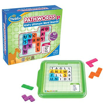 Pathwords Jr. - Why-Games